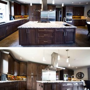 Custom Kitchen Cabinets 21