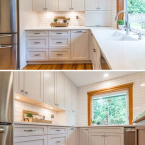 Custom Kitchen Cabinets 9
