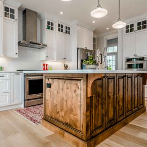 Custom Kitchen Cabinets 32