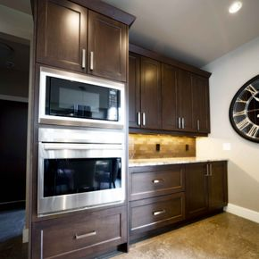 Custom Kitchen Cabinets 20