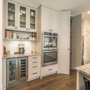 Custom Kitchen Cabinets 7
