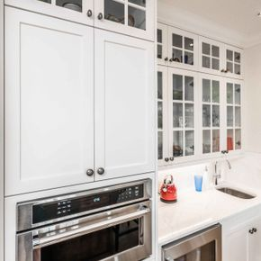 Custom Kitchen Cabinets 30