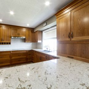 Custom Kitchen Cabinets 13