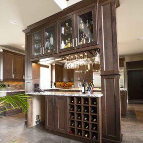 Custom Kitchen Cabinets 22