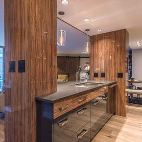 Custom Kitchen Cabinets 25